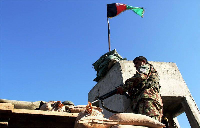 塔利班武装分子已经控制了阿富汗的另一个地区。 美国媒体:喀布尔向莫斯科寻求帮助