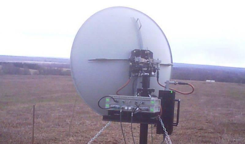 Sinalizadores do Distrito Militar do Leste receberão a estação de comunicação troposférica Ladia