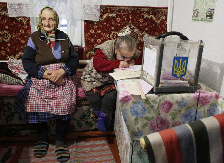 국무부 : 우크라이나의 선거는 권력 분권화 과정에서 중요한 단계입니다.