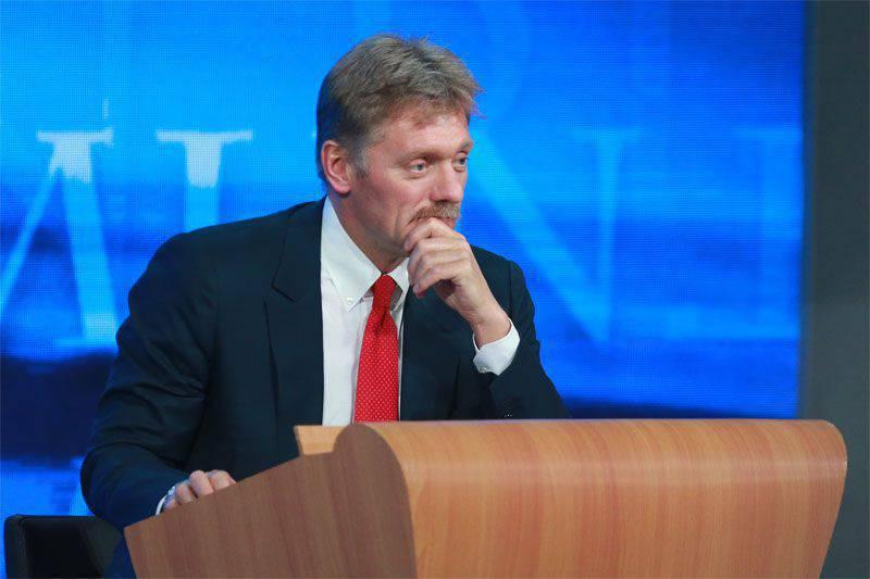 Der Chef des Kreml-Pressedienstes Dmitry Peskov hat keine Daten zum Tod eines russischen Soldaten in Syrien
