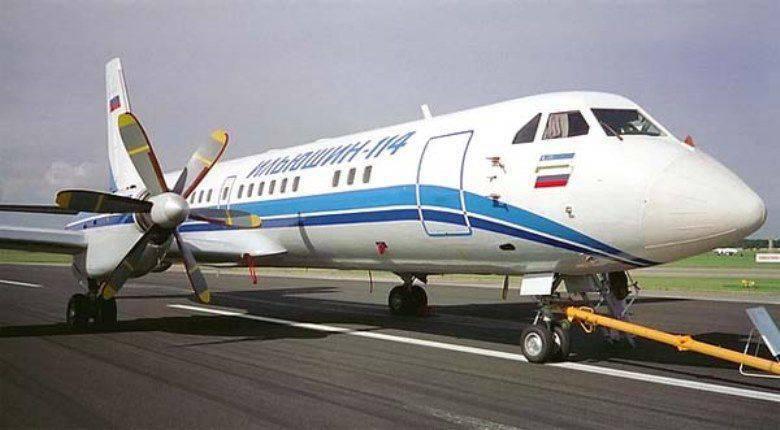 Gli aerei di pattugliamento per VKS prevedono di costruire sulla base di IL-114