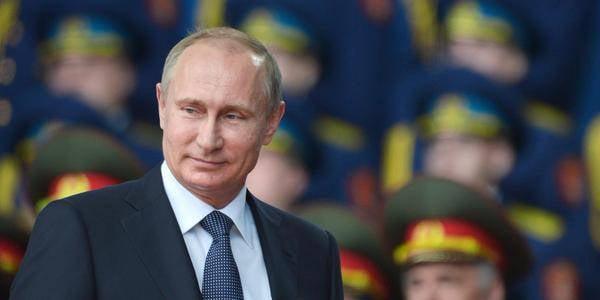 上帝为俄罗斯效力