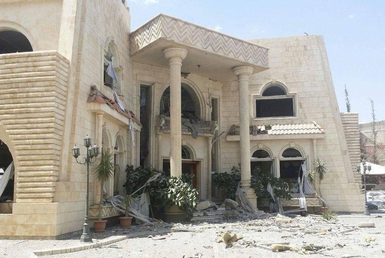 La coalition nie toute implication dans une frappe aérienne à l'hôpital yéménite