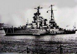 "How died battleship ""Novorossiysk"""