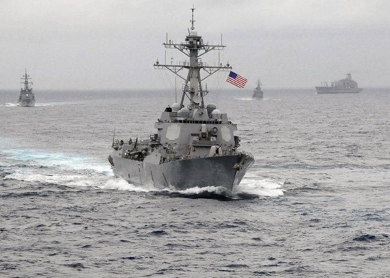 Medien: China kann entschieden auf US-Provokationen reagieren