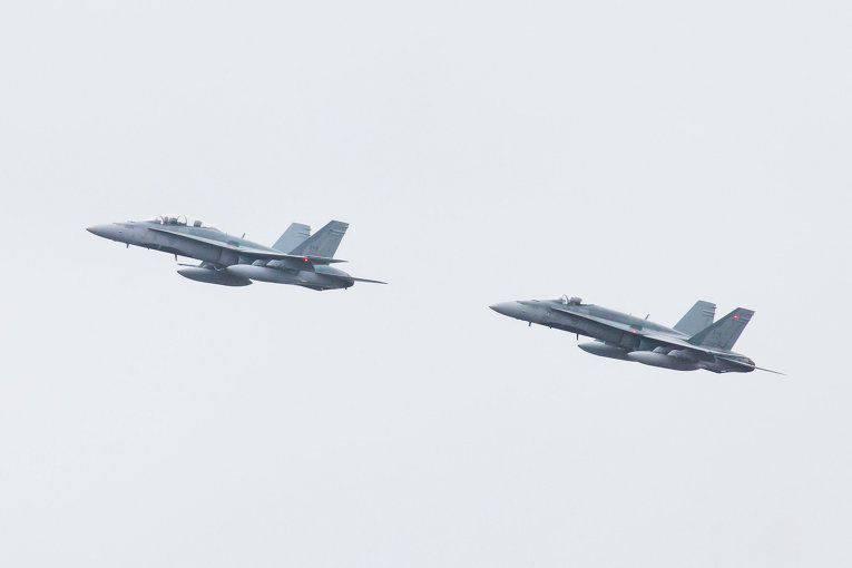 미디어 : 캐나다 공군은 이라크 민간인 사망에 연루 될지 모른다.