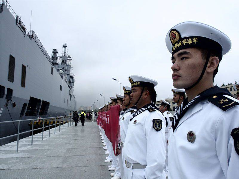 """Navy Commander: """"Any incident in the South China Sea can lead to war"""""""