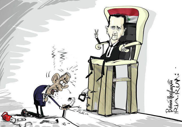 "Putin made an offer that Obama cannot refuse (""CounterPunch"", USA)"