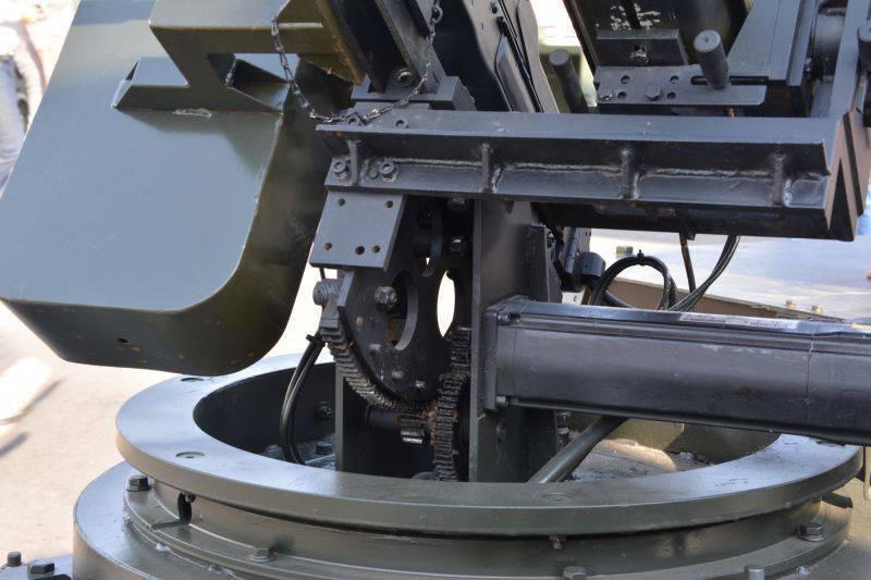 День инноваций ЮВО: робототехнический комплекс «Платформа-М»