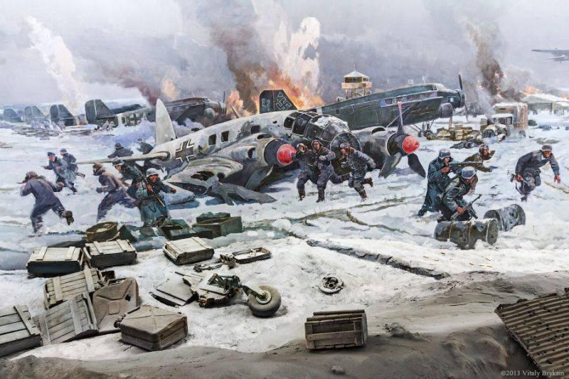Тацинский рейд генерала Василия Баданова
