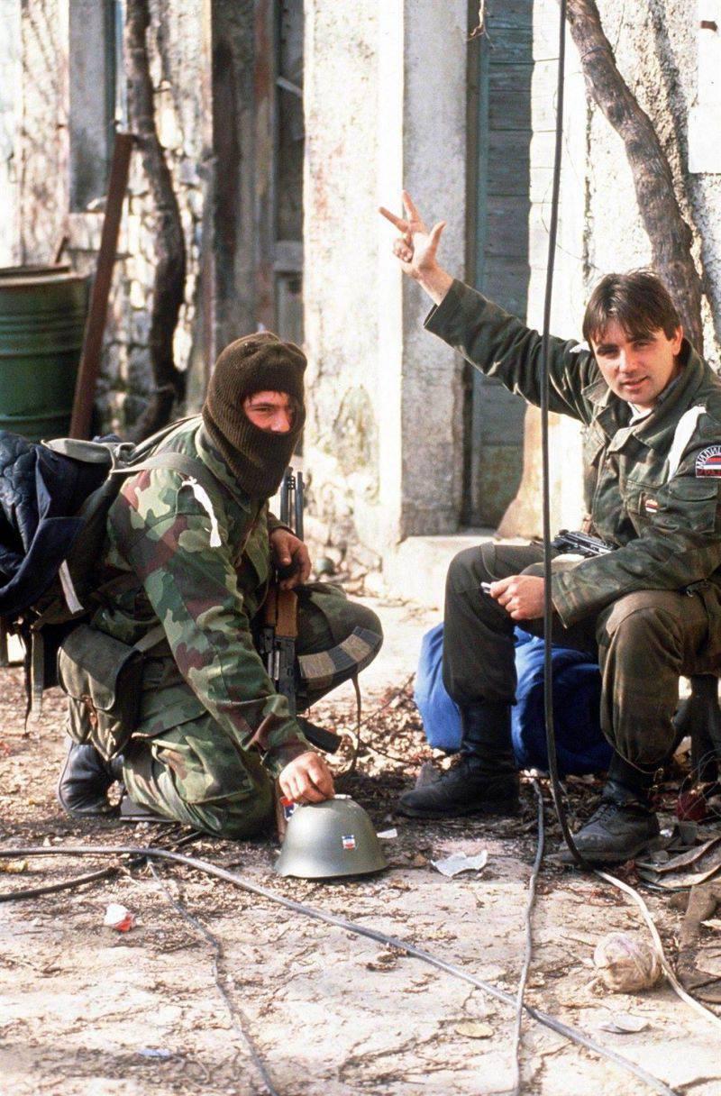 Milicianos krajinsky