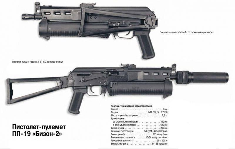Магазины большой ёмкости для ручного стрелкового оружия