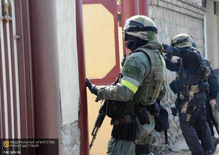 Ingushetia에서 제거 된 2 명의 IG 전투기