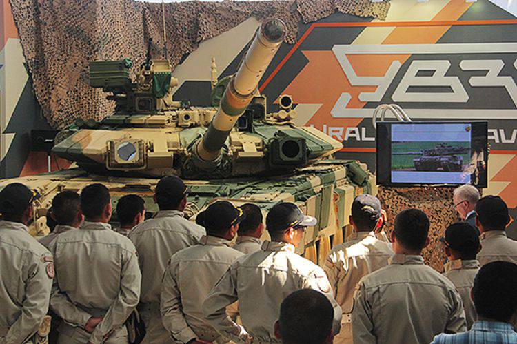 Media: Russia strengthens its position in the Asian arms market
