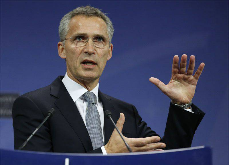 "Stoltenberg: ""NATO's Teaching Trident Juncture-2015 Sends a Signal to Russia"""