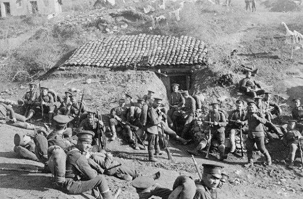 Evacuation of the Serbian army