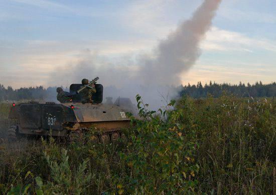 """Mais de cinquenta MANPADS """"Verba"""" foram transferidos para o armamento da brigada de rifle motorizada do Distrito Militar Ocidental"""