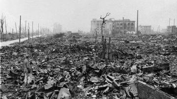 原爆作成の真実(朝日新聞、日本)