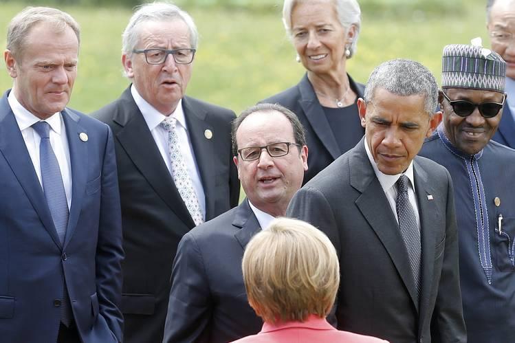 Europa insatisfeita com Washington