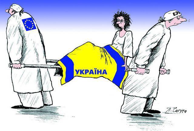 ウクライナの雰囲気は終わりに近づいています