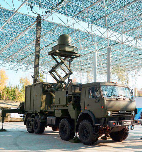 Expertos militares elogiaron el nuevo complejo de radio Avtobaz