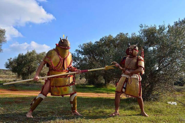Guerre de Troie: «Le dernier chant du poème», question d'histoire et d'armes exotiques (partie de 13)