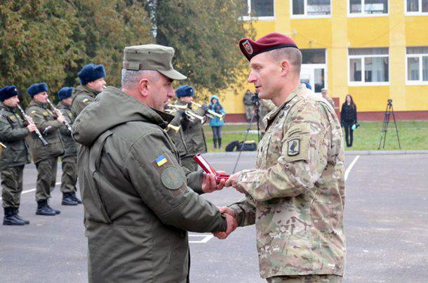 """US official reminded Ukraine how much money the US spent on the """"exercises"""" of the Ukrainian National Guard"""