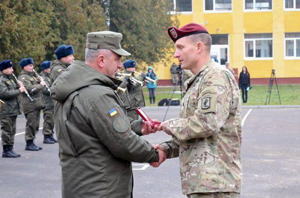 """Il funzionario americano ha ricordato all'Ucraina quanti fondi statunitensi sono stati spesi per gli """"esercizi"""" della Guardia Nazionale Ucraina"""