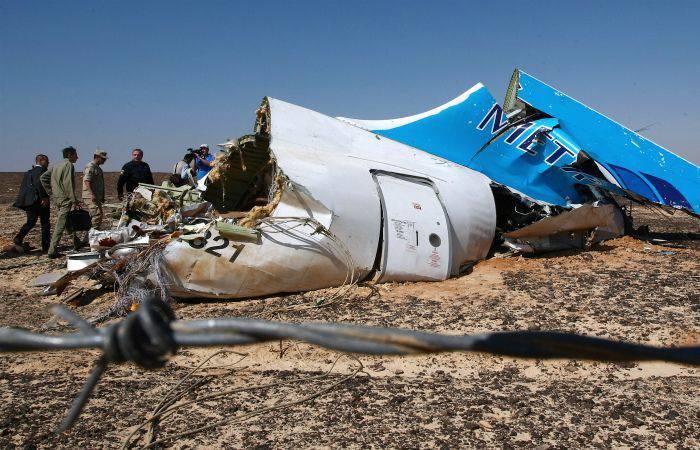 Interdire les vols vers l'Egypte. Qu'est-il arrivé à l'avion et qu'attend le touriste russe?