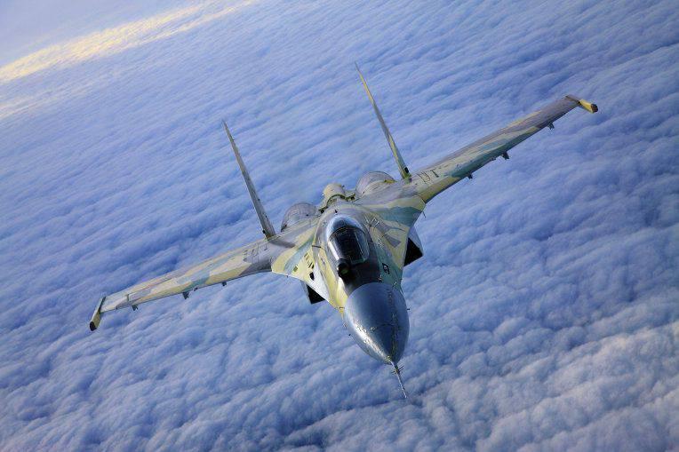 Korochenko:苏-35向阿拉伯联合酋长国供应将使该国的空军成为该地区最强大的空军