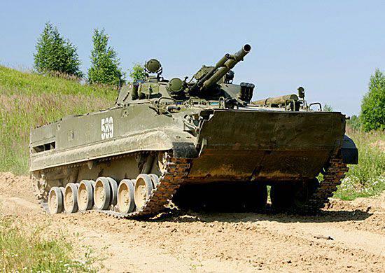 BMP-3 बैच हस्तांतरण प्रक्रिया कुवैत ने पहले से हस्ताक्षरित अनुबंध के आधार पर पूरी की