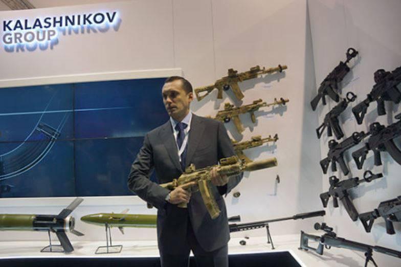Kalashnikov, 인도에서 합작 투자 협상 진행 중