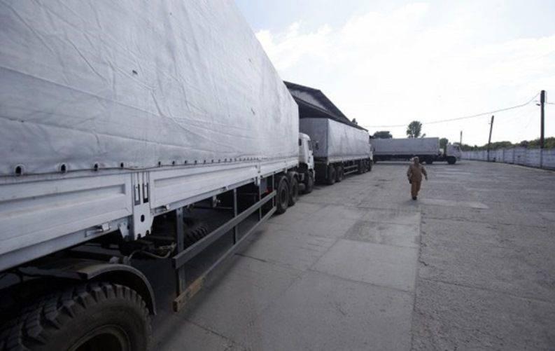 国連の人道支援がルガンスクに到着