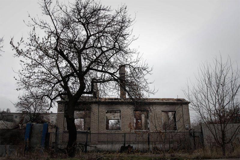 Mayor Debaltsevo announces a breakthrough attempt by Ukrainian security forces