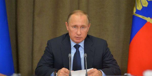 블라디미르 푸틴 : 동유럽의 미사일 방어 체제로 러시아의 핵 잠재력을 무력화시키는 것을 목표로 함.