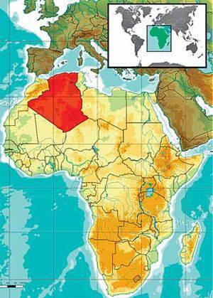 Algerien ist nicht zu fett