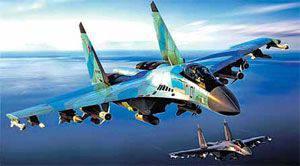 Su-35 russo contro cinese J-11: chi vincerà?