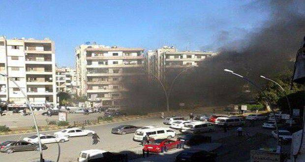As a result of rocket attacks carried out by militants in the province of Latakia, at least 23 people were killed