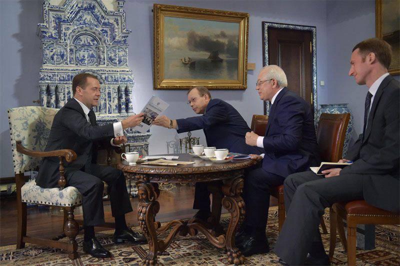 Dmitry Medvedev, XXI. Yüzyılda üçüncü bir dünya savaşının ortaya çıkmasının imkansız olduğuna inanıyor