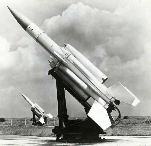 British anti-aircraft missile systems. Part 1