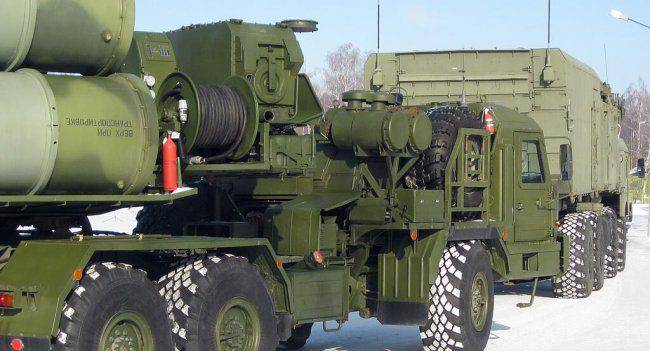 China recibirá S-400 Triumph SAM no antes de 2017