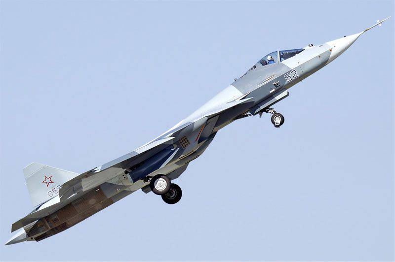 The KRET called the T-50 (PAK FA) a digital aircraft with smart trim.