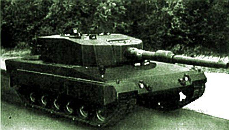 The difficult fate of the Spanish tank Lince