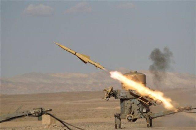 Sistemi missilistici antiaerei britannici. Parte 2