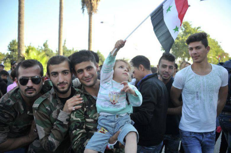 как сирийцы относятся к русским видео