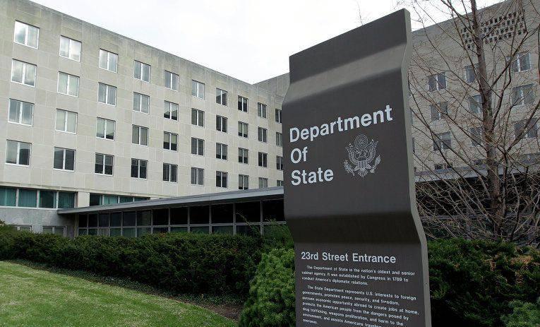विदेश विभाग: वाशिंगटन संधि के उल्लंघन के संबंध में रूसी संघ को प्रभावित करने के लिए उपाय तैयार कर रहा है
