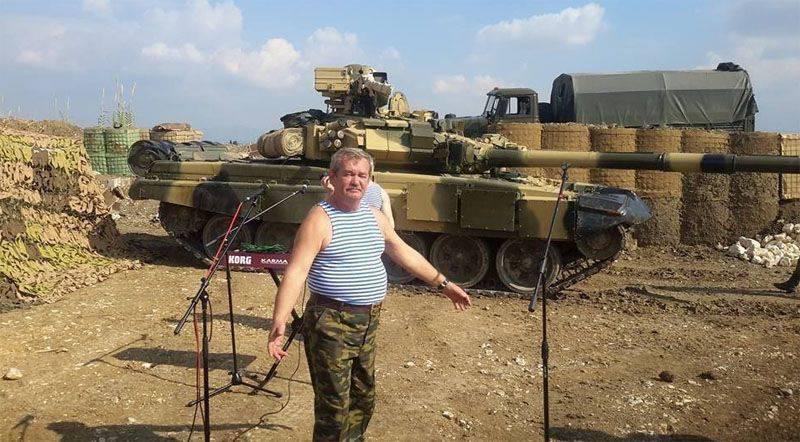I carri armati della sindrome T-90A sono in funzione?