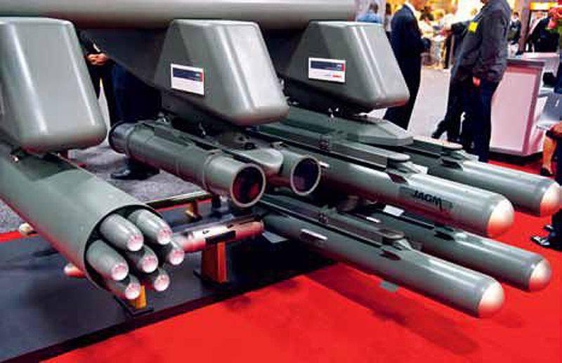 """Amour et fusées. Les Américains améliorent la précision de leurs armes """"air-sol"""""""