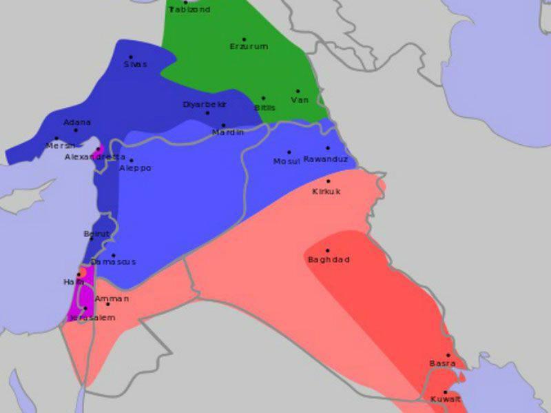 Anti-French Druze Uprising in Syria 1925-27