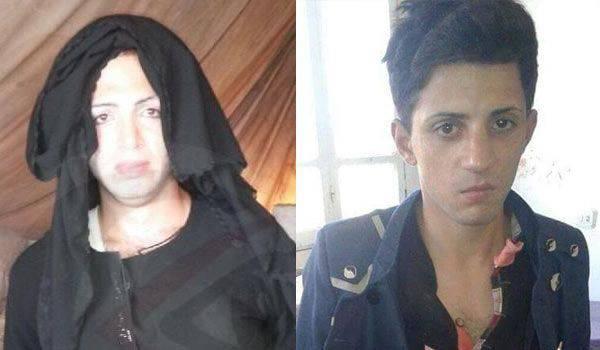 अलेप्पो से घिरे आतंकवादी, महिलाओं के कपड़ों और मेकअप का उपयोग कर भागने की कोशिश कर रहे हैं।